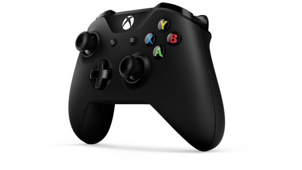 Xbox One Wireless Controller Black Color